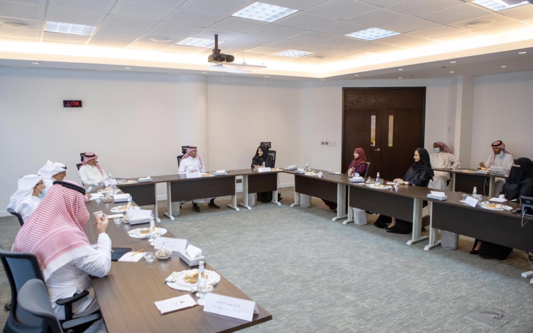 The Minister of Industry and Mineral Resources meets the SEA's Board of Directors